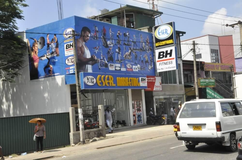 Eser Marketing International Pvt Ltd Mahabage