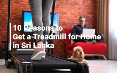 Treadmill for Home in Sri Lanka