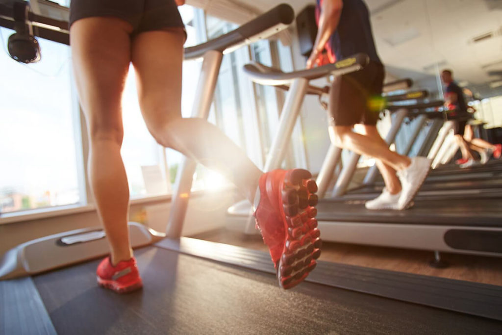 Give more focus to yourself and burn more calories